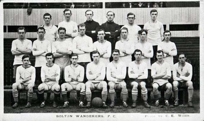 Bolton Wanderers 1914-15