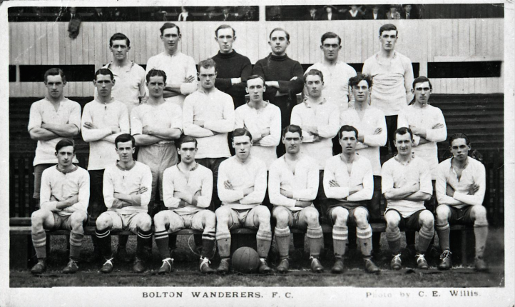 Bolton Wanderers 1914-15