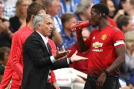 mourinho and pogba2